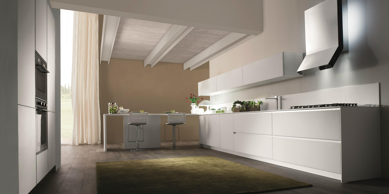 Camerette total white creta del tongo rivenditore abita design - Cucine total white ...
