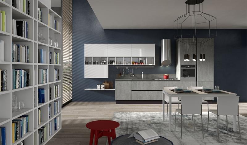 Arriva Aran, la cucina italiana più acquistata al mondo - Abita design