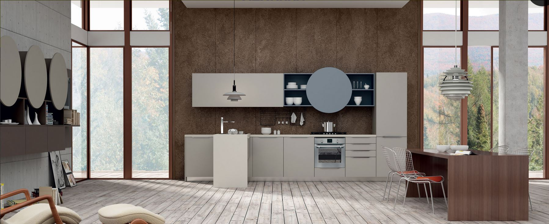 """Scopri la cucina """"Valencia"""" di Del Tongo"""