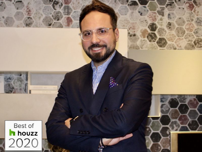 Paolo Vindigni vince il Best of Houzz 2020